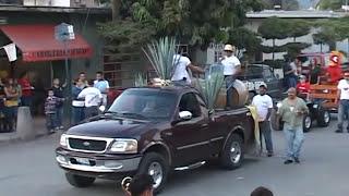 Fiestas Taurinas de Tonaya, Jalisco, Mexico 2010/2011 - Entierro Del Mal Humor