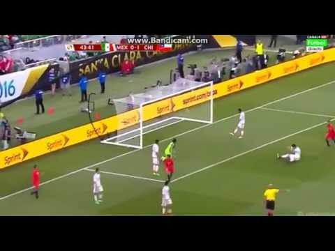 MEXICO VS CHILE 0-7 RELATOS TV ESPAÑOLA (canal+)