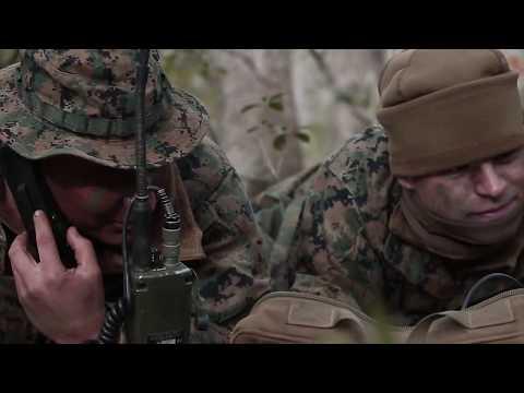 U S Marines Scout Sniper School