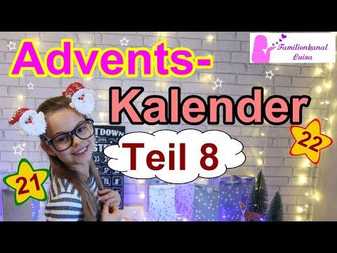 luisa's-advents--kalender---8.-teil-|-türchen-21-und-22