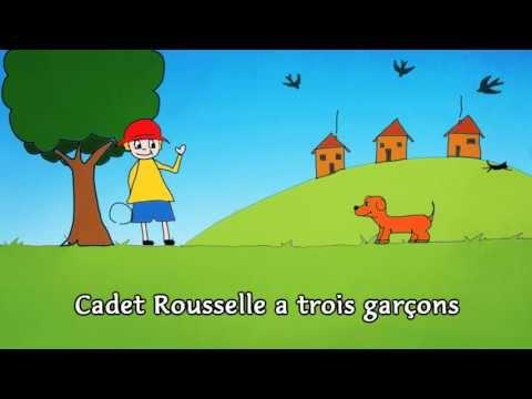 « Cadet Rousselle » - Mister Toony
