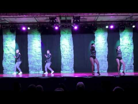 """2013 Reno Winter Bachata Festival: """"Sure Thing"""" By: Team Touch"""