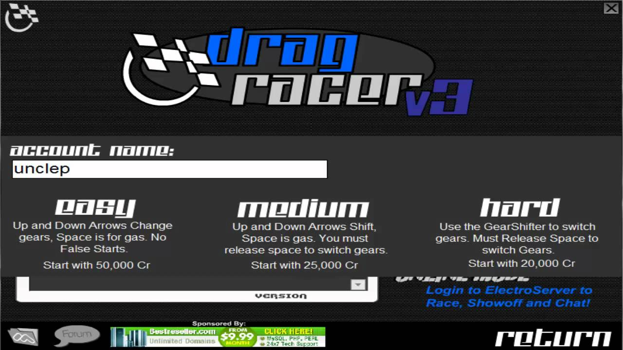How to get 5M Dollars on Drag Racer V3 ( Money Cheat )