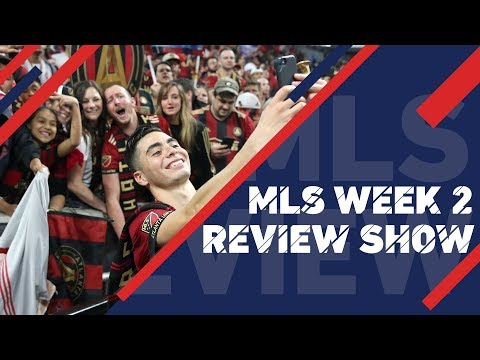 Another MLS Attendance Record  | Week 2