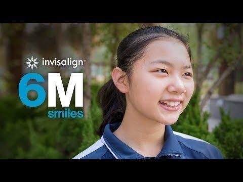 6 Million Smiles | Invisalign