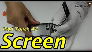 iPod touch 4 generation Screen Replacement