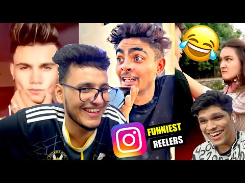 I Found The Funniest Instagram Reels with My Best Friend