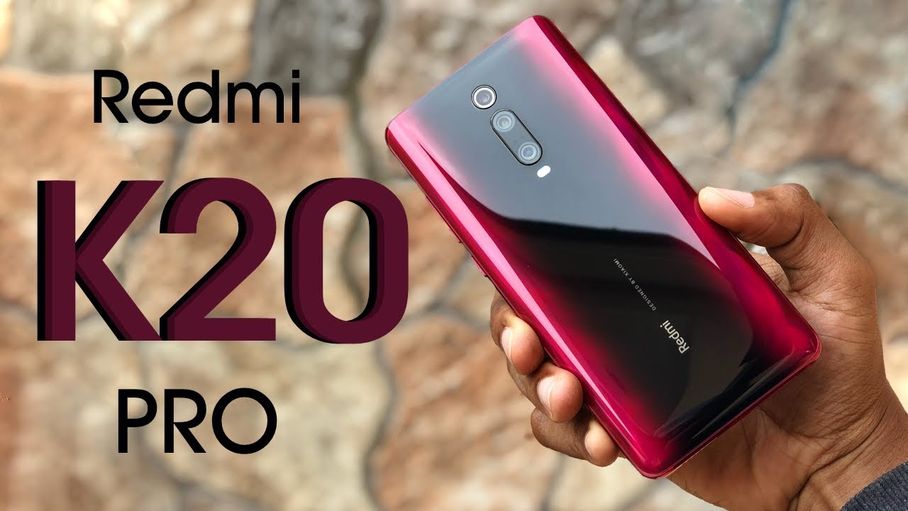 Redmi K20 Pro (Mi 9T Pro) Unboxing And Review: Switched from