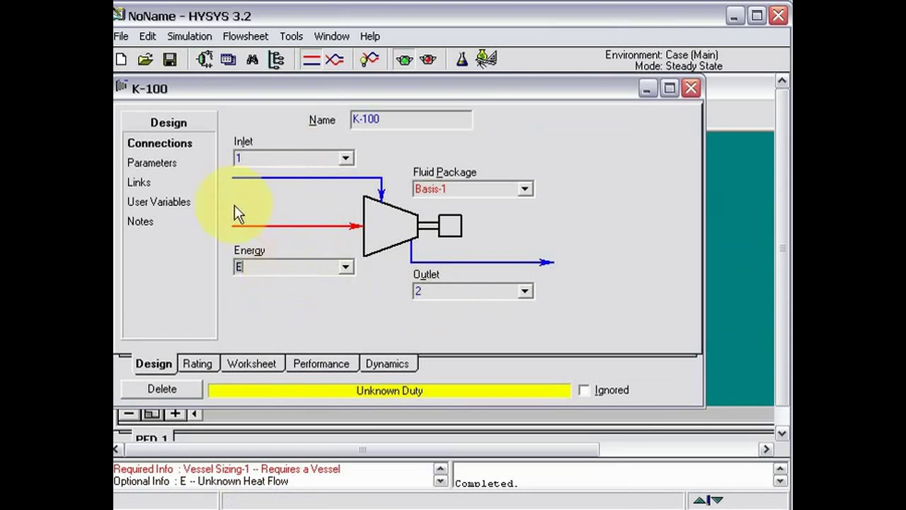 How to handle Conversion reaction using aspen hysys v8.0 - YouTube