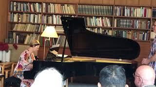 U.K. 104a en Finlando-Lahti 2019 Koncerto en la domo de Sibelius