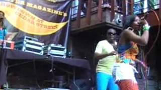 Rye Rye  Live @ SXSW'S Fliter Magazine's Showdown At Cedar Street