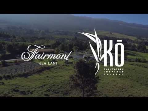 The Farm behind the Food - Fairmont Kea Lani, Maui