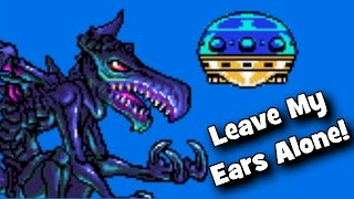 Leave My Ears Alone! Horrible Sound Effects and Music