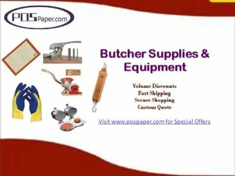 Butcher Equipment Supplies