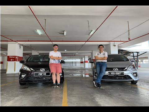 Perodua New Myvi 1.5H vs 1.3X, Which Should You Buy?