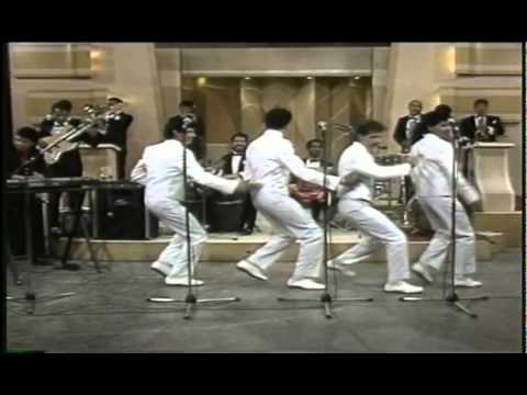 LOS KENTON (video 80's) - Yo Me Enamore - MERENGUE CLASICO