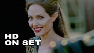 Download Maleficent: Behind the Scenes Complete Broll - Angelina Jolie, Elle Fanning Mp3 and Videos