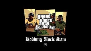 GTA San Andreas: Mission 18 - Robbing Uncle Sam (PC)