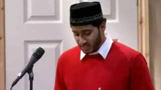 Gulshan-e-Waqfe Nau (Khuddam) Class: 6th December 2009 - Part 5 (Urdu)