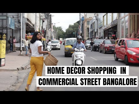 #SWAVLOGS Setting Up My Home Office I Home Decor Shopping At Commercial Street