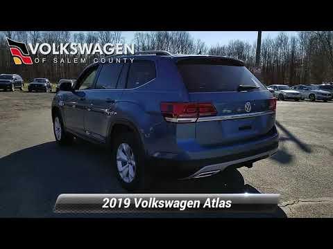 New 2019 Volkswagen Atlas 3.6L V6 S, Monroeville, NJ 194021