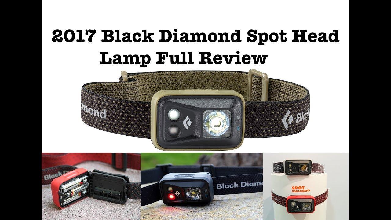 Black Diamond Spot Headlamp Full Review 2017 Lifeprojx Thewikihow