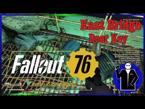Fallout 76 - East Bridge Door