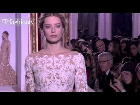 Zuhair Murad Couture Spring/Summer 2013 | Paris Couture Fashion Week | FashionTV