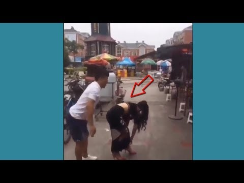 Funny china fails compilation 2017 - Whatsapp videos - TRY NOT TO LAUGH or GRIN