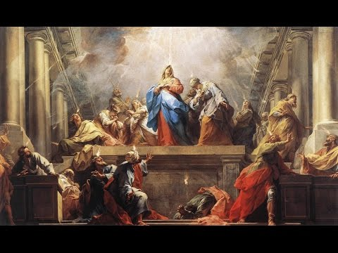 Pentecost: Parted Tongues Of Fire