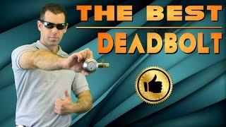 Deadbolt - Tutorial & Installation for Deadbolt Lock: The Ultimate Lock, Schlage and more
