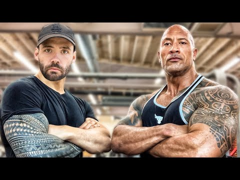 The KiddChris Show - This Guy Trained Like The Rock For 30 Days