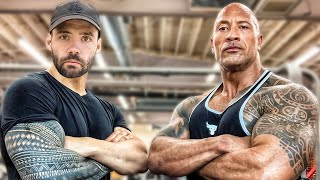 I Trained Like The Rock For 30 Days
