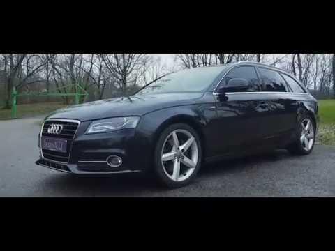 Présentation A4 B8 Avant 30 V6 Tdi By Le Transporteur Youtube