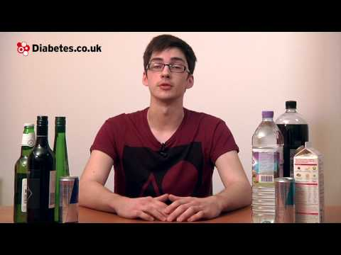 What can you drink with diabetes - Alcohol, Soda, Diet Soda