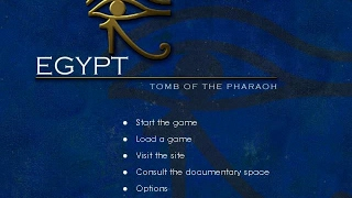 Egypt 1156 B.C.: Tomb of the Pharaoh gameplay (PC Game, 1997)