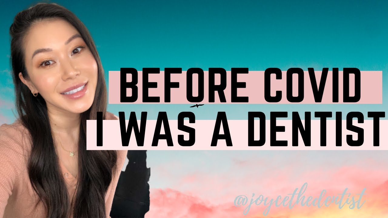 Dental Vlog | Before Covid I was a Dentist | Dr Joyce Kahng