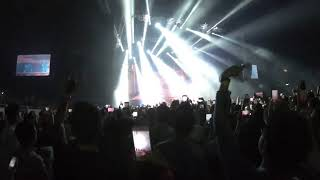 The Chainsmokers - Don't let me down (Hong Kong Live 2018)