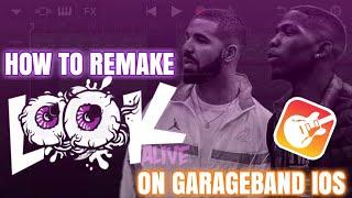 Look Alive BlocBoy JB ft Drake Remake
