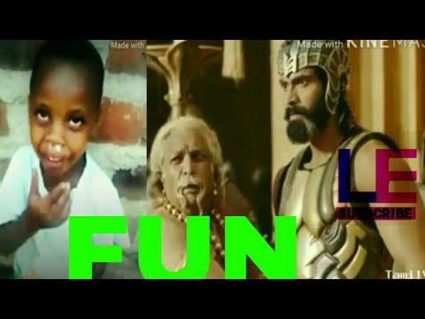 Download Bahubali 2 funny edit scene   laughing entertainment