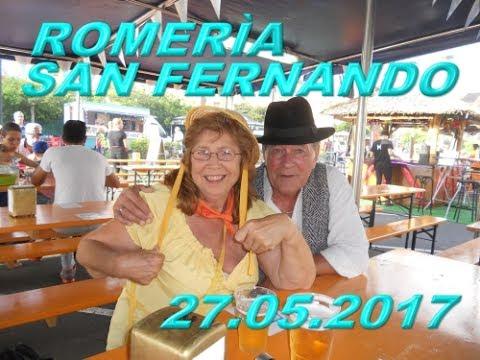 Romeria San Fernando 2017