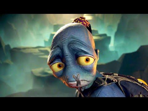 Oddworld: Soulstorm - All Cutscenes Full Movie (2021)