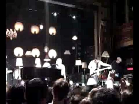 The Fray - Happiness  (Live from Webster Hall)