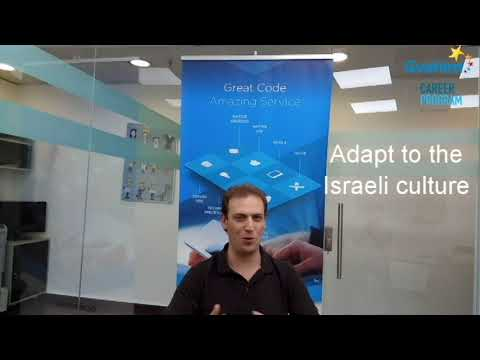 Gabriel - Alum of Jerusalem Career Program