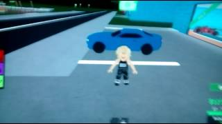 Roblox-The evil Girl and the child of the little soap opera Good