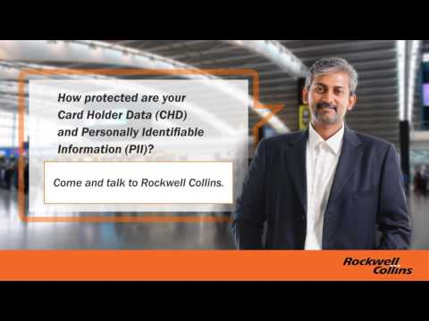 Rockwell Collins ARINC PCI DSS information | Payment Card Industry| Digital Security Standard