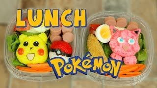 DO AN EASY POKEMON LUNCH | MUSAS LOS POLINESIOS