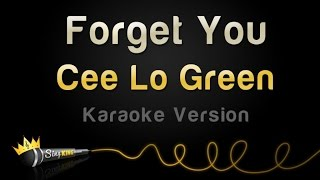 Download Cee Lo Green - Forget You (Karaoke Version) Mp3 and Videos