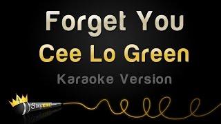 Cee Lo Green - Forget You (Karaoke Version)