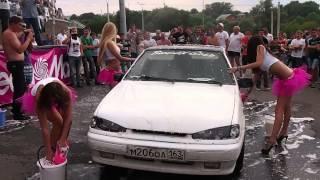 Чебоксары шоу автозвук 03.08.2013
